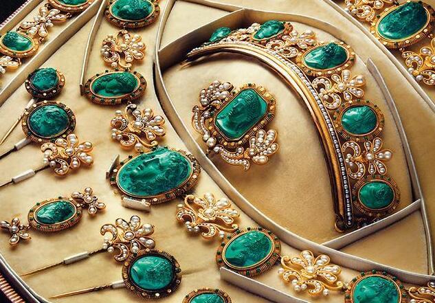 尚之以琼华 始于18世纪的珠宝之旅