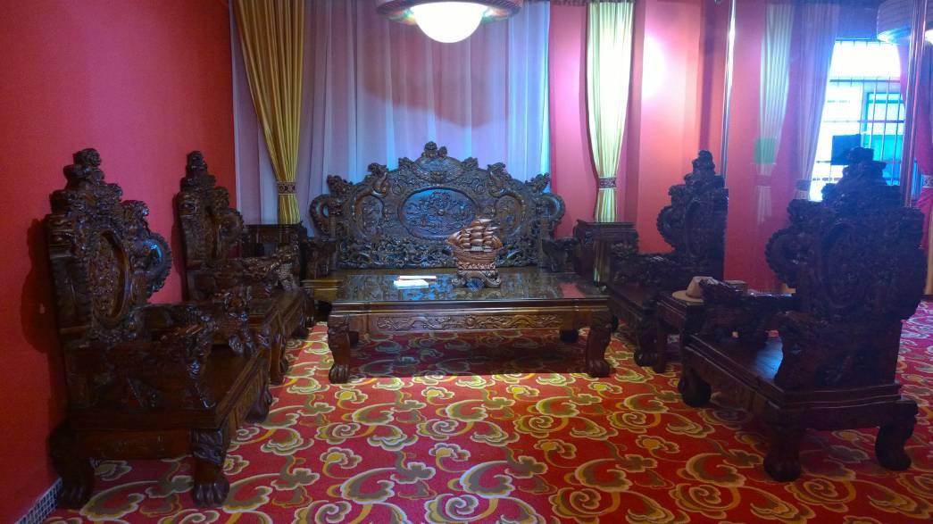 私人博物馆 佛教稀奇圣品馆