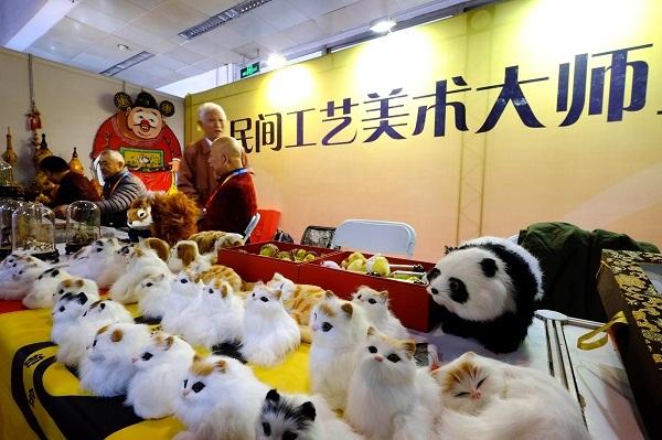 2018北京文博会之民俗工艺品展览会