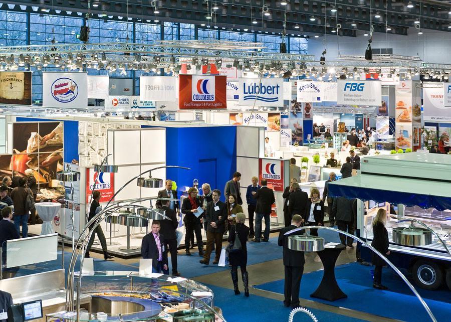 2018上海国际水产海鲜展览会
