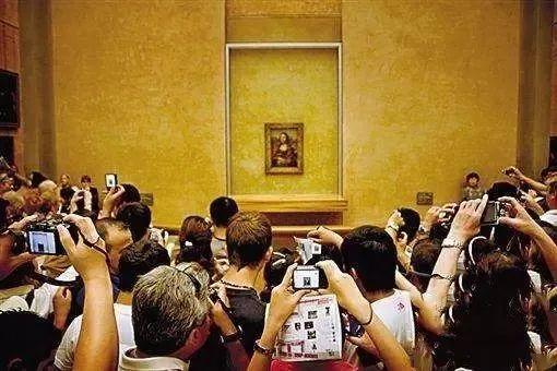 """博物馆为啥要""""禁止拍照""""?"""