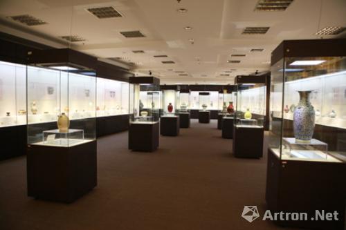 私人博物馆 古瓷珍品艺术馆