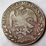 83:1863年的鹰洋币