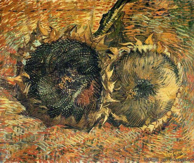 梵高《向日葵》出现尴尬状况 放在博物馆会变色