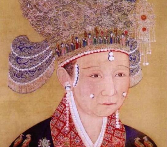 宋朝皇后的样子......