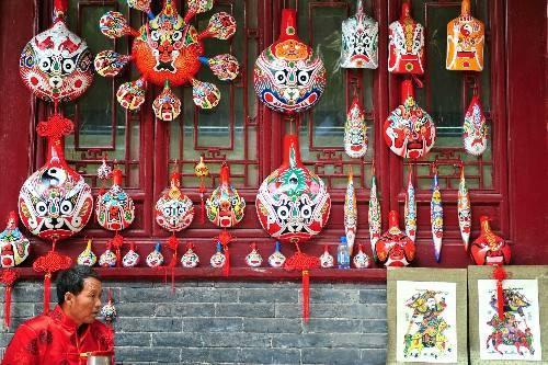 【文化+】北京第十三届民俗文化古玩雕刻展文博会