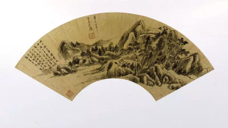 """影响画坛300年的""""笔墨论""""是如何形成的,内地首个董其昌专题展告诉你"""