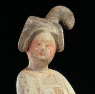 浅析唐代女俑的发型