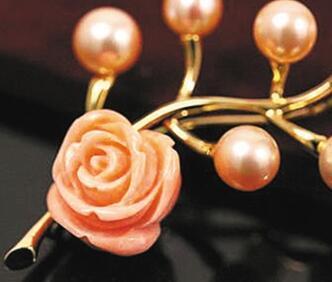 珊瑚橘色珠宝 你认识多少?