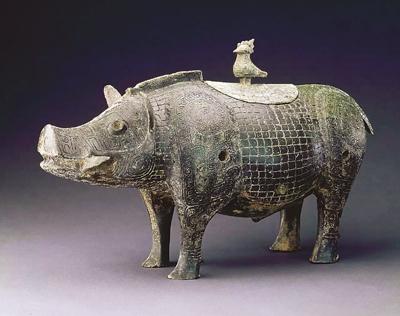 """在中国无处不在的""""佩奇"""" ――猪的形象演变史"""
