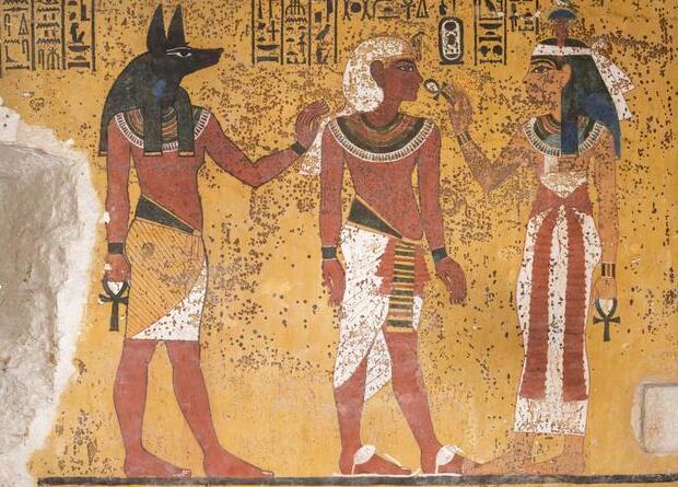 历经十年,埃及法老图坦卡蒙之墓修复完成