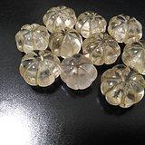 辽金水晶瓜珠10粒