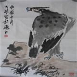 张大林 鹰图片
