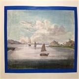 19世纪清代通草画-山水风光1张