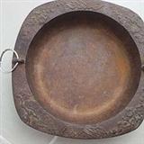 铁器:盘子类,不知名称,年代