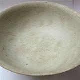 来自印尼的中国白瓷碗  海捞货